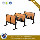 Fashion Style School Desk and Chair Wholesale School Furniture (HX-5D207)