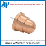 Nozzle 220930 for Power Max 85 Plasma Cutting Torch Consumables 45A/65A/85A