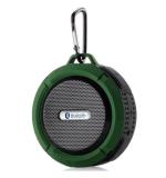 5W Subwoofer Waterproof C6 Outdoor Sport Splashproof Bluetooth Speaker