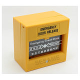 Emergency Door Release Exit Button for Alarm System (SAYellow)