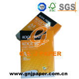 A4 Size White Copy Paper for Fax Printer Printing