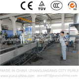 Conical Twin Screw Extruder for Waste Pet Bottle Granulating