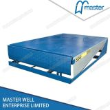 Stationary Heavy Duty Garage Forklift Dock Leveler Made in China