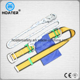 Construction/Electrical Fall Arrest Safety Belt with Safety Rope Lanyard