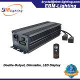 Double Output 315W CMH Ballast Full Spectrum HPS Electronic Ballast