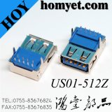 High Speed 5A 9 Pin USB3.0 Type a Connector for Power Adaptor