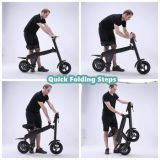 Fashionable Smart Folding Electric Bike Easy Going Escooter