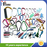 Aluminum Carabiner Clip for Promotion