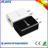 EU/Us Socket Single Port QC2.0 Quick Charger for Mobile Phone