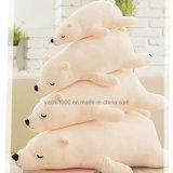 Super Soft Animal Shaped Polar Bear Pillow