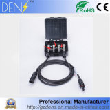 4 Rails 3 Diode Solar Junction Box for Solar Panel