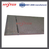 Hardfacing Wear Plates Chome Carbide Overlay for Buckets Protection