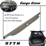 for Jeep Grand Cherokee 05-10 Tonneau Cover Cargo Cover