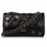 OEM Designer Party Handbag Fashion Lady Genuine Leather Evening Bag