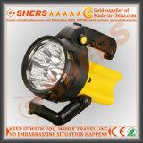Rechargeable Cordless 5PCS 8mm LED Spotlight