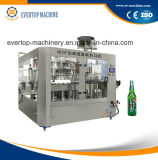 Automatic Wine Alcohol Beer Glass Bottle Filling 3 in 1 Machine with Factory Price