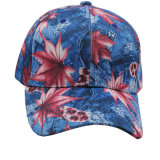 Fashion Design Fabric Fitted Baseball Cap