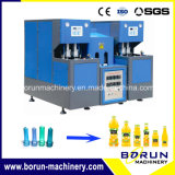 Semi Automatic Pet Juice Bottle Blowing Machinery