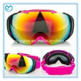 UV 400 Anti Fog PC Lens Sports Skiing Mask Goggles