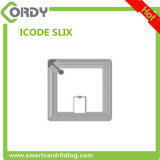 ISO 15693 ICODE SLIX RFID Blank paper label tag For library Books