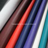 Abrasion Resistant, Waterproof and Soft Semi-PU Leather (Hongjiu-HS032#)