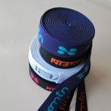 Custom Logo Print Polyester/Cotton Fabric Webbing Belt