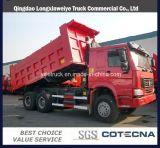 Dump Truck Sinotruk HOWO 6X4 371HP Tipper Truck