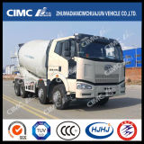 8*4 FAW Conccrete/Cement Mixer Truck with Euro2/3/4/5 Emission