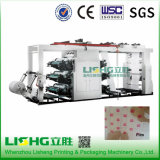 Ytb-6800 6colors High Speed Paper Bag Flexo Printing Equipment