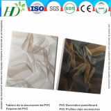Cheap Price Waterproof PVC Tiles for House Ceiling and Wall Decoration (RN-51)