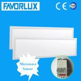 Indoor LED Lighting 295*1195 Microwave Sensor LED Panel Lamp