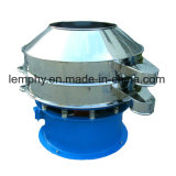 Base Highten Vibrating Sieving Machine for Egg Yolk Powder