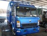 Brand New HOWO Mini Truckwith Stake Cargo