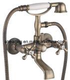 Double Handle Bath Faucet (SW-3325)