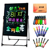 Newest Design Mini Advertising LED Sign Writing Board