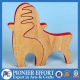 Wooden Deer Design for Christmas Table Decoration