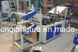 Double-Layer on-Rolled Garbage Bag Making Machine