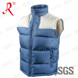 Wholesale Winter Warmer Polyester Vest (QF-814)