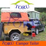Toru Hot Sale off Road Travel Trailer Tent Trailer Camper Trailer (Model No: K1)