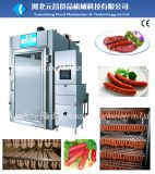 Electric Smokehouse Oven Sausage Ham Bacon Machine