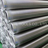 Factory Stainless Steel 304 Wedge Wire Johnson Screen Filter Pipeline for Well Drilling