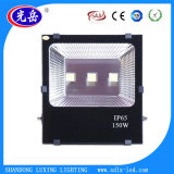 Waterproof IP65 Outdoor 150W LED Floodlight with 2 Years Warranty