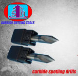 Solid Carbide Spot Drills for Hole Machining