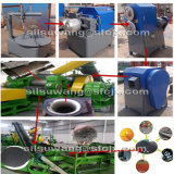 Semi Automatic Tire Recycling Machine, Rubber Recycling Machine
