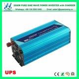 UPS 2000W DC12V AC220/240V Inverters Pure Sine Converter (QW-P2000UPS)