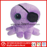 New Design Stuffed Pirate Octopus Toy for Baby