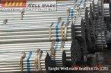 Petroleam Industrial Construction BS1139/En10219 Galvanized Scaffold Tubing