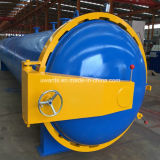 Industrial Wood Antisepticise Autoclave for Large Capacity