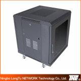 12u Floor Network Cabinet with Front Perspex Door