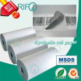 RPG grade BOPP label synthetic paepr